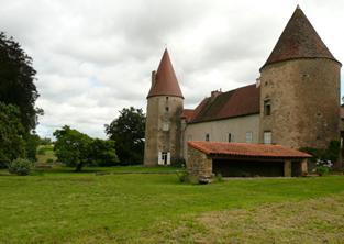 Kasteelcampings Frankrijk