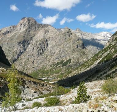 omgeving Venosc/camping le champ du Moulin