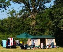 Camping Valled de Lignac, Indre